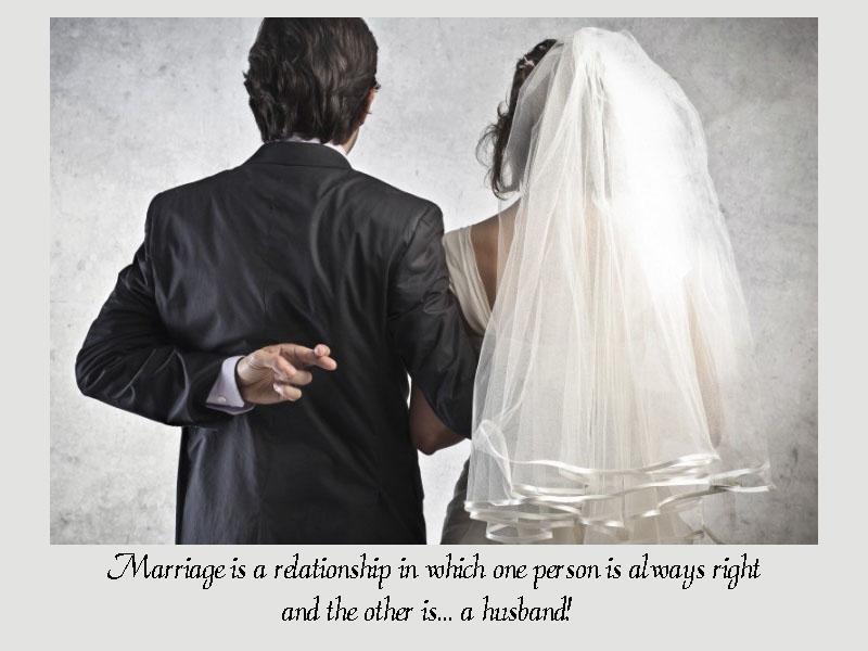 20 citas divertidas sobre el matrimonio, el amor y las relaciones