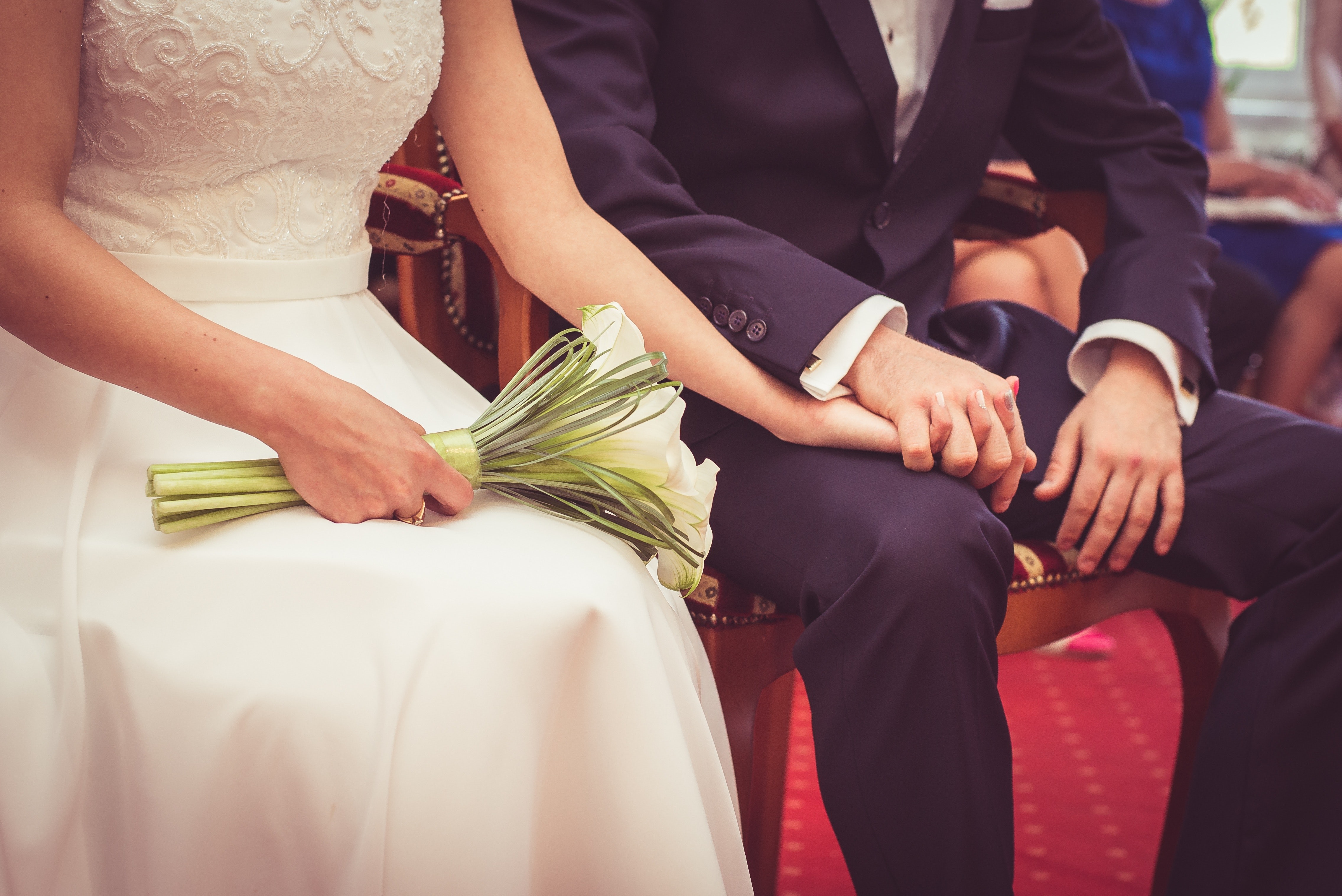 16 pequeñas ideas para bodas que son íntimas pero intrincadas
